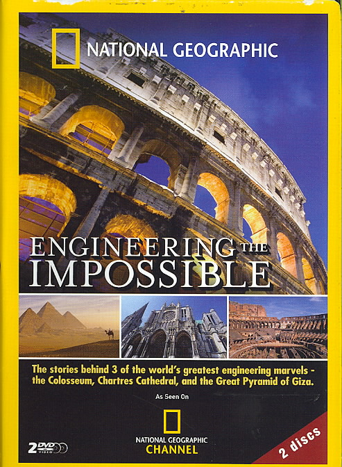ENGINEERING THE IMPOSSIBLE BY HOVING,KARIN (DVD)